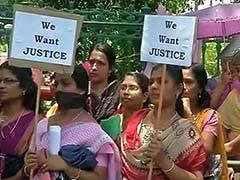 Anger, Protests On Streets Of Kerala After Barbaric Rape And Murder Of Student