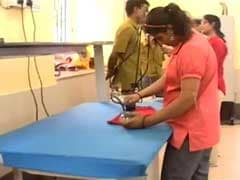 A Kolkata Laundry Helps People With Special Needs Find Employment