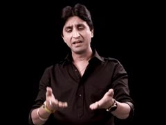 Kumar Vishwas Does AAP A Solid, Delivers Viral Song For Punjab Campaign