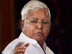 Lalu Prasad Has Kind Words For Smriti Irani, Calls Her 'Innocent'