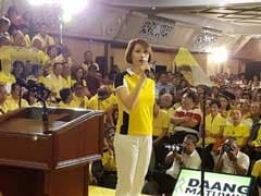 Philippines Transgender Politician Geraldine Roman Celebrates Historic Win