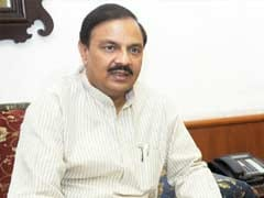 BJP Will Contest Uttar Pradesh Assembly Polls On Its Own: Mahesh Sharma