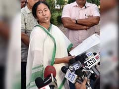 Mamata Banerjee Along With 41 Ministers To Take Oath Tomorrow