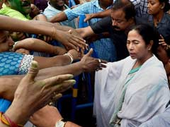Mamata Banerjee To Attend Mother Teresa's Elevation To Sainthood In Rome