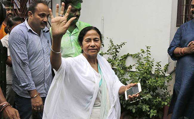 Mamata Banerjee Sets Eyes On Tripura, Left Says 'Depending On People'
