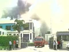 Fire At Auto Air Conditioners Factory In Gurgaon