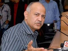 Disqualify Legislators-Parliamentary Secretaries In States: Manish Sisodia To President