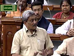 Indian Air Force Does Not Fly Aged Aircraft: Manohar Parrikar
