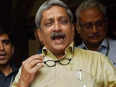 Manohar Parrikar Says Blacklisting Of Firms Not To Hinder Procurement