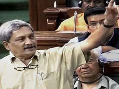 4-5 Small Leads About Missing AN-32 Plane: Defence Minister Manohar Parrikar