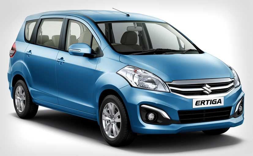 Maruti Suzuki  Seater Ertiga Price