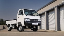 Made-in-India Maruti Super Carry to Be Launched in South Africa in June