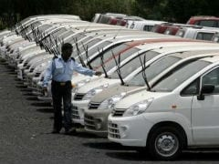 Maruti Suzuki India Sales Decline Marginally In October