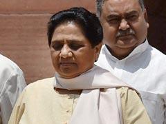 Mayawati Accuses PM Narendra Modi, Akhilesh Yadav Of 'Wasting Money'