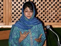 Need To Take All Stakeholders On Board To Address J-K Problem: Mehbooba Mufti