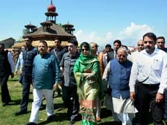 Only Peace Can Allow Government To Revive State's Economy: Mehbooba Mufti