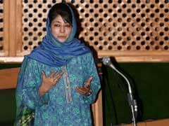 Mehbooba Mufti Says Saudi Bombing 'Most Outrageous' Attack On Islam