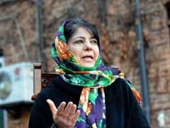 Mehbooba Mufti Suggests Removing AFSPA On Trial Basis From Parts Of Kashmir