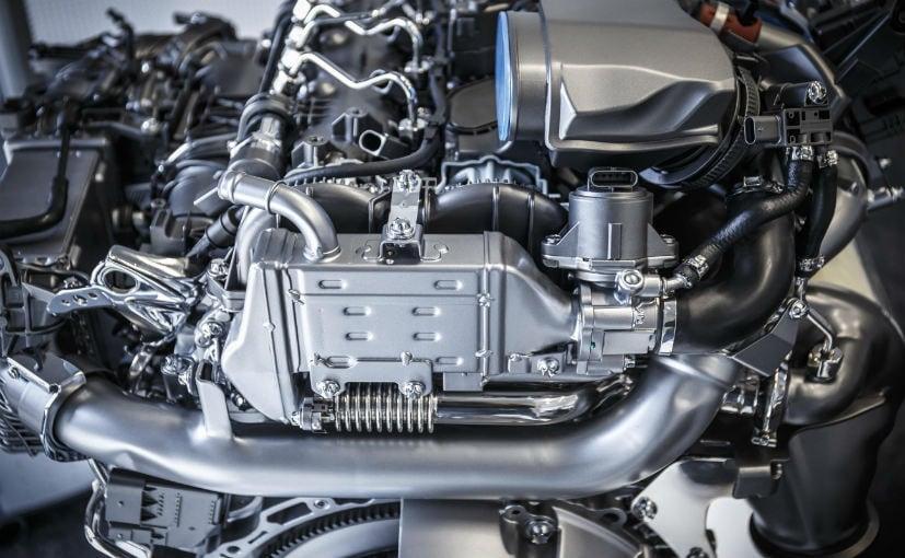 Mercedes benz invests 3 billion euros towards new engine for Mercedes benz approved motor oil