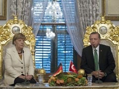 Germany's Angela Merkel Tells Tayyip Erdogan Turkey Needs Strong Parliament