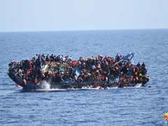 700 Migrants Feared Drowned In Mediterranean In A Week