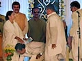 Mamata Banerjee Rules Again, New Ministers Touch Her Feet
