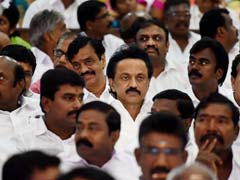 Humiliated By Jayalalithaa, Says Stalin's Party Over Today's Seating Plan