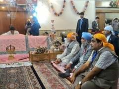 PM Modi Starts Iran Visit With A Trip To A Gurdwara: 10 Points