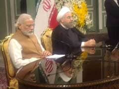 PM Modi Talks Dosti As India-Iran Sign Historic Chabahar Pact: Live Updates