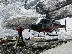 Everest Rescuers Call Off Operation To Recover Bodies Of Indian Climbers
