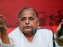 Mulayam Singh Yadav Raises Issue Of Cow Slaughter In Lok Sabha