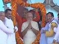 'I Am An Uttar Pradesh-Wala,' Says PM Modi Flagging Off Poll Battle
