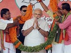 In 2014, As Modi Vowed To Cleanse Politics, Criminals Were Elected