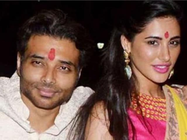 This Image Was Posted On Instagram By Dailydoseofbollywood Highlights Uday Chopra Dismissed Rumours Of A Break Up With Nargis Fakhri