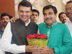 BJP Netas, Ministers Queue Up To Wish Nitin Gadkari On His Birthday
