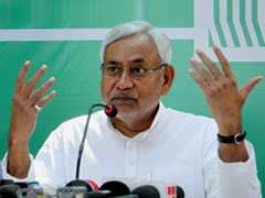 Don't Teach Us Nationalism, Nitish Kumar Tells BJP In Varanasi