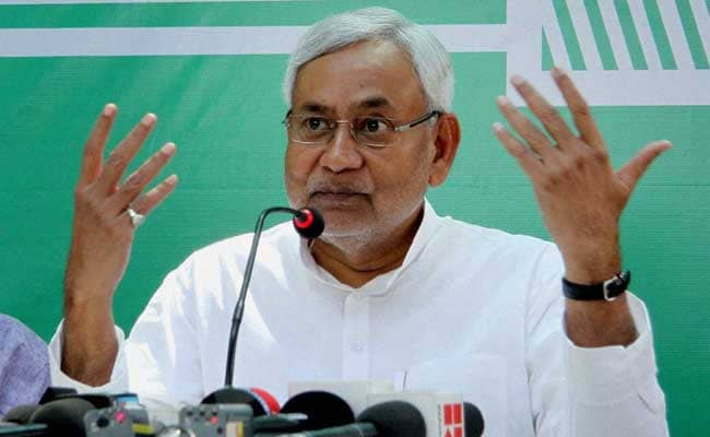 Chief Minister Nitish Kumar Demands Special Category Status For Bihar