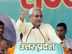 Eye On Polls, Nitish Kumar Talks Prohibition In Uttar Pradesh