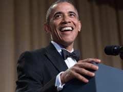 पत्रकारों के साथ आखिरी रात्रि भोज में ओबामा ने किसी को नहीं छोड़ा, न ट्रंप को...न खुद को...