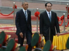 US Lifts Arms Ban On Old Foe Vietnam As China Tensions Simmer