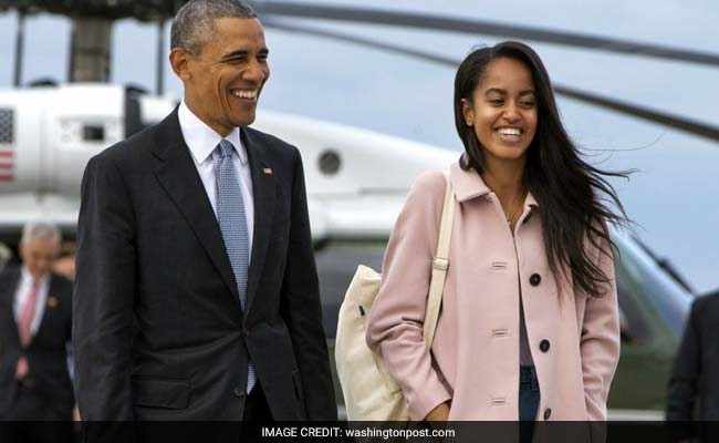 The Departure Obama May Be Most Dreading: Malia Moving Out