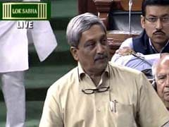 Couldn't Prove Bofors, Agusta Could Be Different: Defence Minister Manohar Parrikar