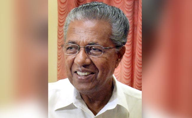 Kerala Chief Minister Takes To Radio As LDF Completes 100 Days In Power