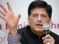 Basic Amenities Lacking In Jayalalithaa's Constituency: Piyush Goyal