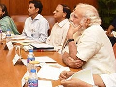 PM Modi Reviews Drought Conditions In Rajasthan, Jharkhand