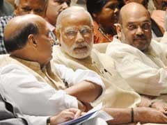 BJP Ministers, Parliamentarians To Highlight Government's Achievements