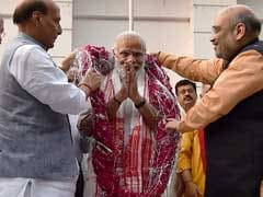 #TransformingIndia: Modi Government's Outreach Programme On 2nd Anniversary