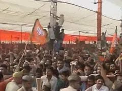 265+ Target In Uttar Pradesh, BJP Declares At PM Modi's Rally