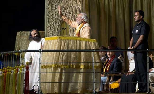 You Will Pay Fine, Says Court To Sri Sri's Art of Living In Strong Order