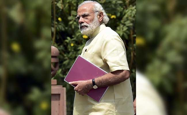 Two Years Into Win, Modi's 'Glass Is Half Full'